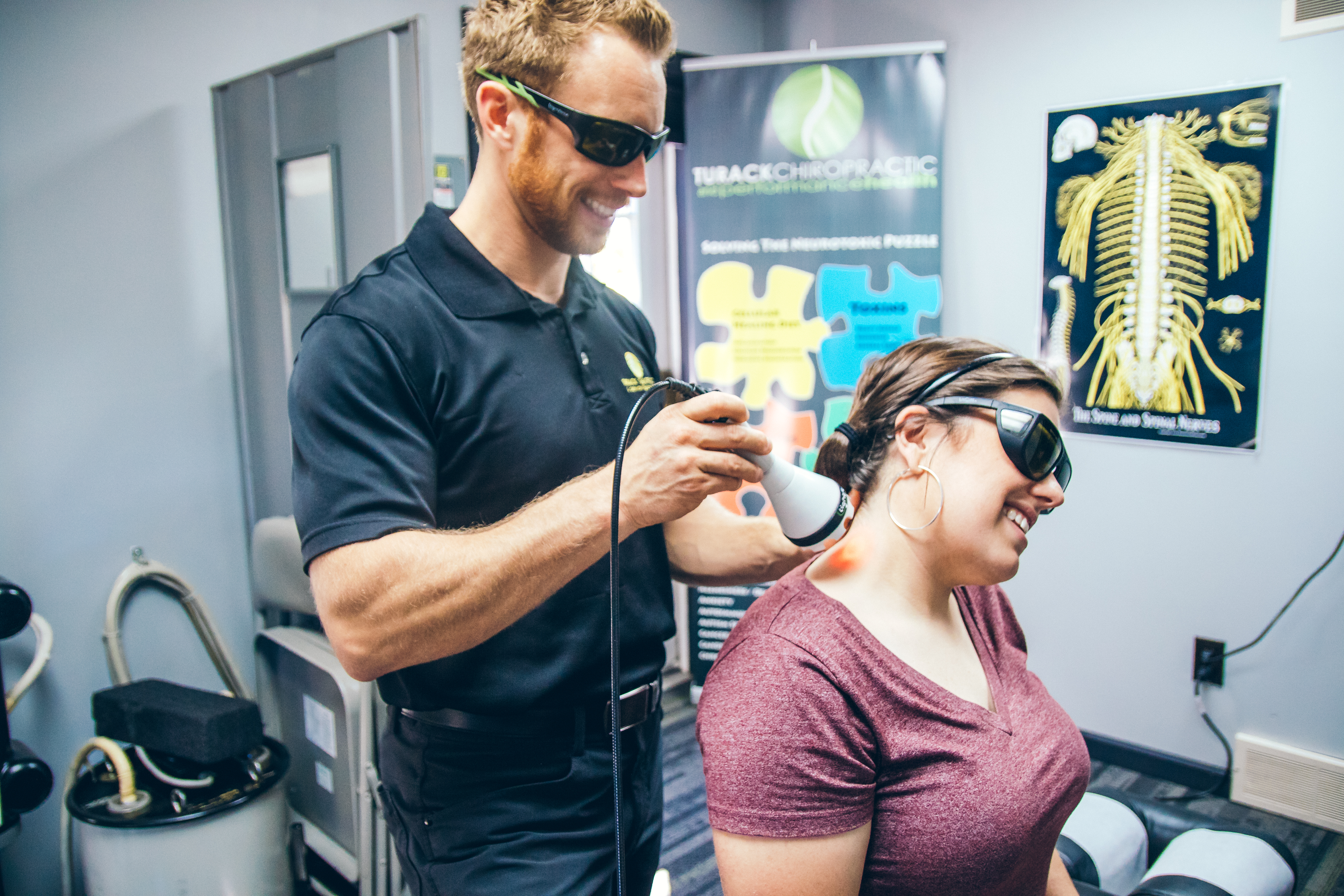 Laser Therapy in Wexford, Pa. - Turack Chiropractic