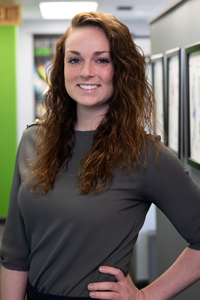 Dr. Emily at Turack Chiropractic