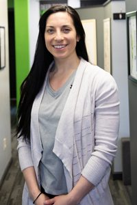 Samantha DeJohn the new additional to Turack Chiropractic