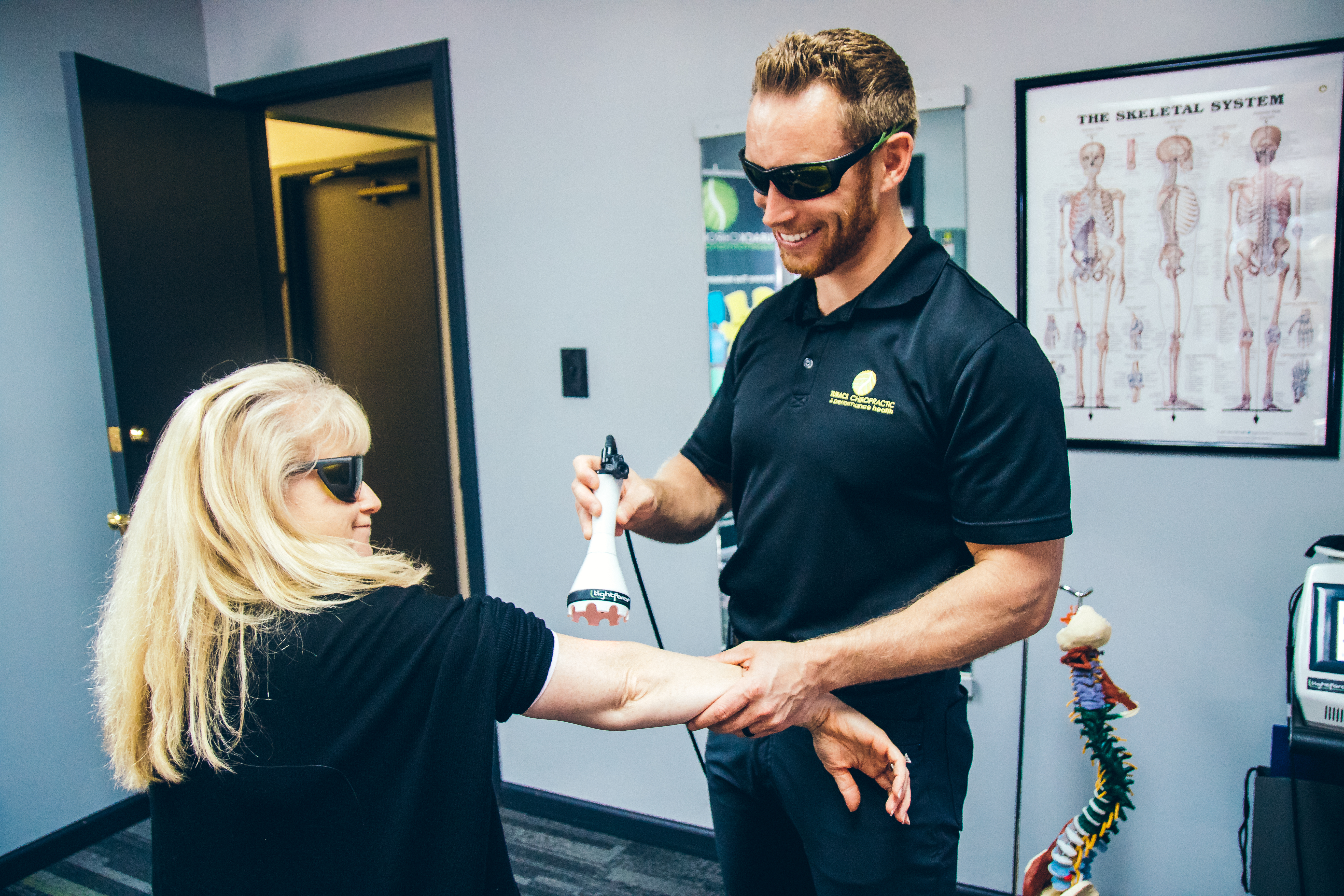 Laser Therapy - Turack Chiroprctic - Wexford, Pa.